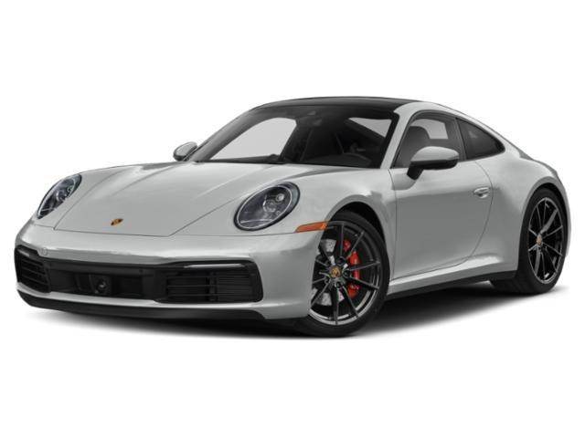 2022 Porsche 911 Carrera 4 : Car has generic photo