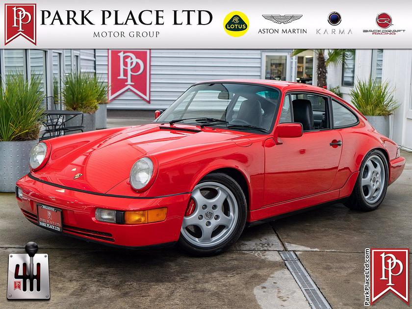 1989 Porsche 911 Carrera 4:24 car images available