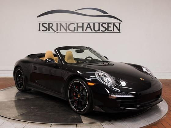 2014 Porsche 911 Carrera 4S Cabriolet:22 car images available