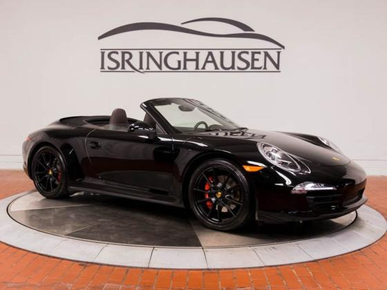 2016 Porsche 911 Carrera 4S Cabriolet:24 car images available