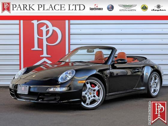 2006 Porsche 911 Carrera 4S Cabriolet:24 car images available