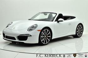 2014 Porsche 911 Carrera 4S Cabriolet:24 car images available