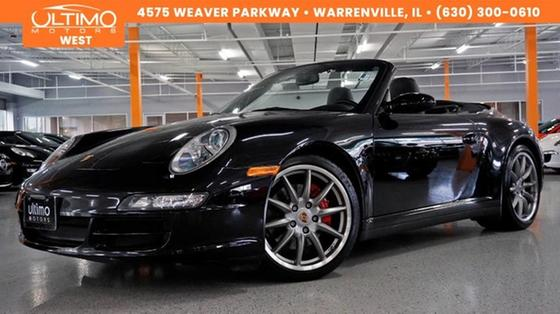 2007 Porsche 911 Carrera 4S Cabriolet:24 car images available