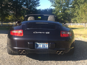 2006 Porsche 911 Carrera 4S Cabriolet