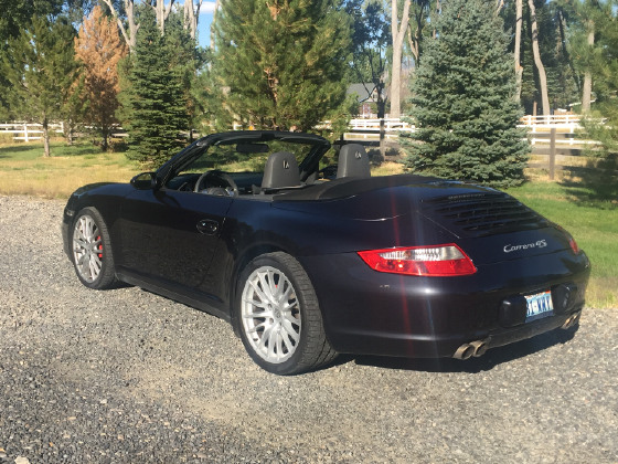 2006 Porsche 911 Carrera 4S Cabriolet:22 car images available