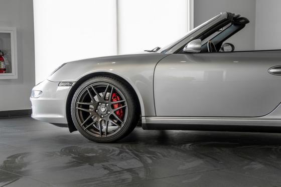 2008 Porsche 911 Carrera 4S Cabriolet