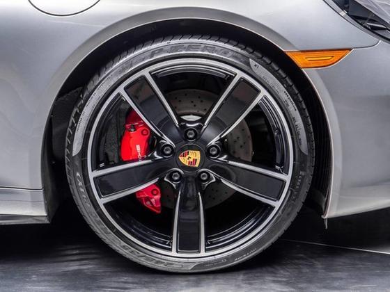 2018 Porsche 911 Carrera 4S Cabriolet