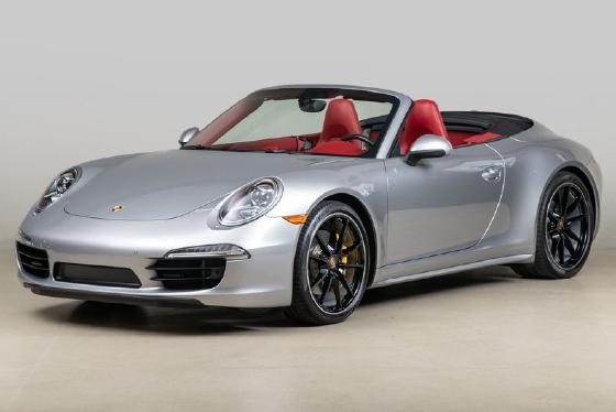2014 Porsche 911 Carrera 4S Cabriolet:12 car images available