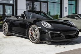 2018 Porsche 911 Carrera 4S Cabriolet:23 car images available