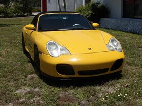 2004 Porsche 911 Carrera 4S Cabriolet