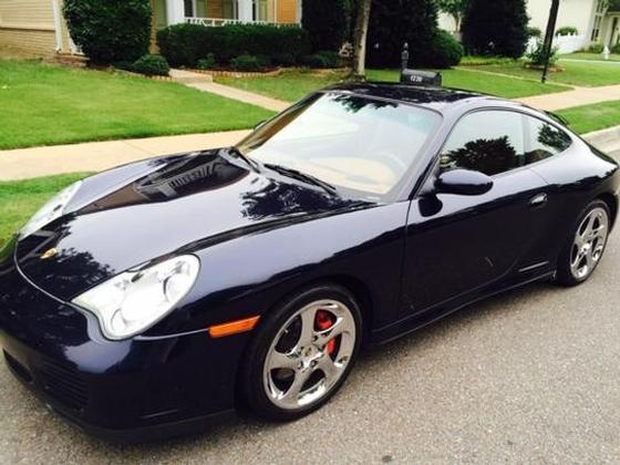 2003 Porsche 911 Carrera 4S:6 car images available