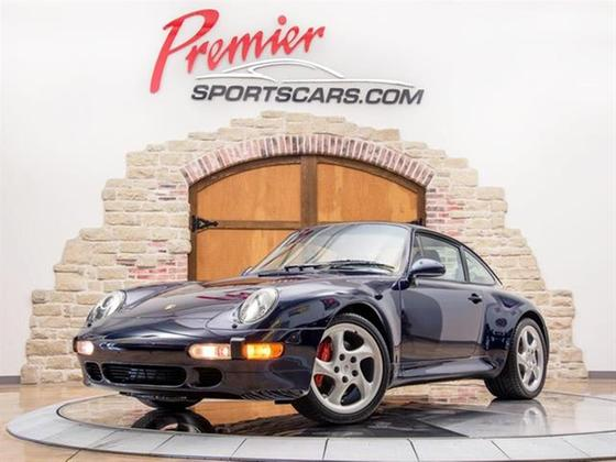 1997 Porsche 911 Carrera 4S:24 car images available