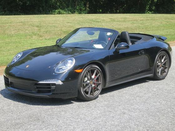 2014 Porsche 911 Carrera 4S:24 car images available