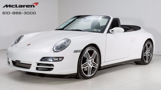 2008 Porsche 911 Carrera 4S:24 car images available