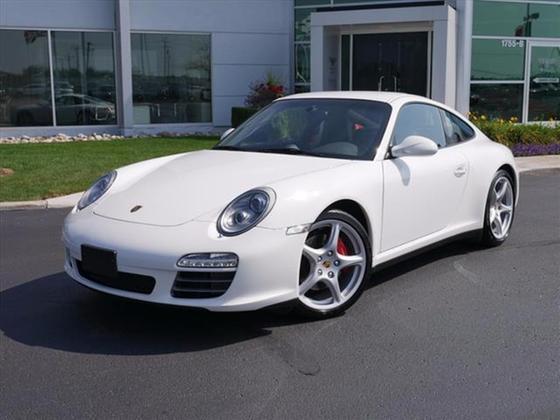 2011 Porsche 911 Carrera 4S:24 car images available