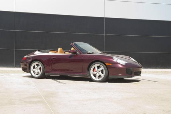 2005 Porsche 911 Carrera 4S:24 car images available