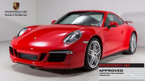 2013 Porsche 911 Carrera 4S:22 car images available