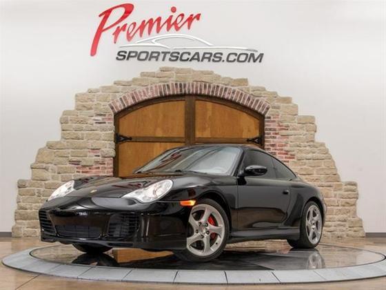 2003 Porsche 911 Carrera 4S:24 car images available