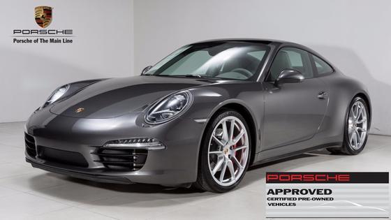 2015 Porsche 911 Carrera 4S:22 car images available
