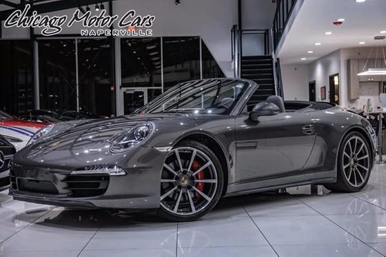 2013 Porsche 911 Carrera 4S:24 car images available