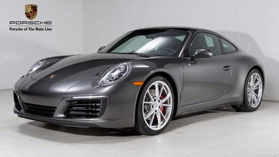 2018 Porsche 911 Carrera 4S:22 car images available