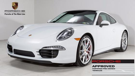 2015 Porsche 911 Carrera 4S:21 car images available