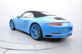 2018 Porsche 911 Carrera 4S