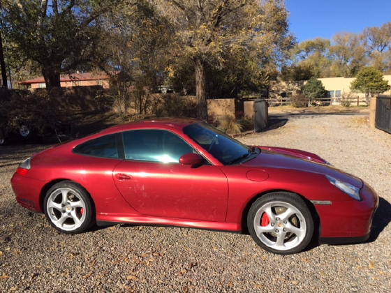 2003 Porsche 911 Carrera 4S:6 car images available
