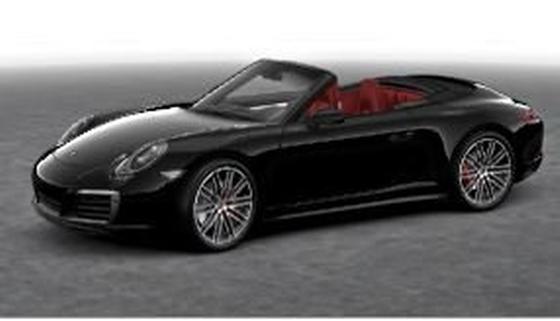 2018 Porsche 911 Carrera 4S : Car has generic photo