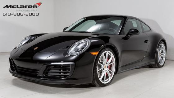 2017 Porsche 911 Carrera 4S : Car has generic photo