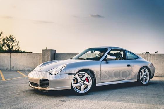 2002 Porsche 911 Carrera 4S:24 car images available