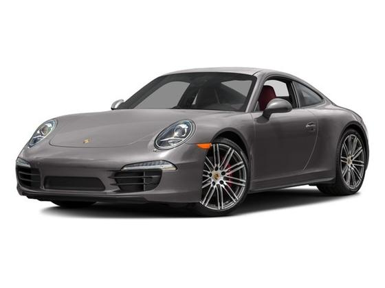 2015 Porsche 911 Carrera 4S : Car has generic photo