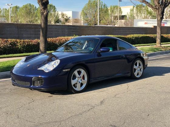 2004 Porsche 911 Carrera 4S:21 car images available