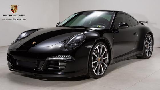 2016 Porsche 911 Carrera 4S:20 car images available