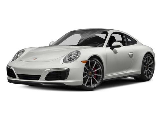 2017 Porsche 911 Carrera 4S : Car has generic photo
