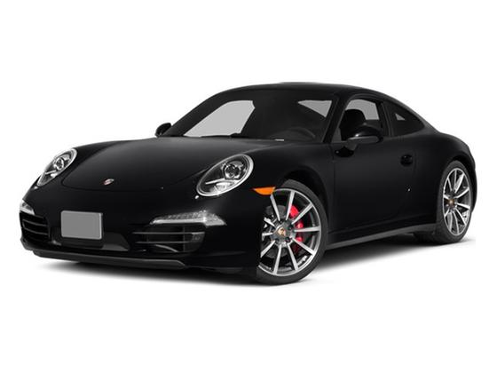 2013 Porsche 911 Carrera 4S : Car has generic photo
