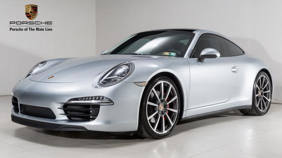 2014 Porsche 911 Carrera 4S:22 car images available