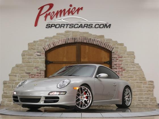 2008 Porsche 911 Carrera 4S:24 car images available