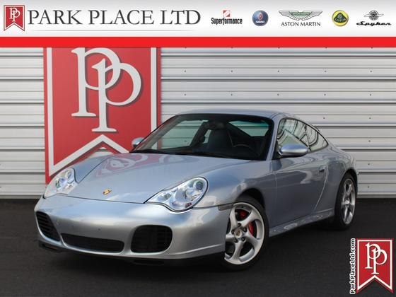 2004 Porsche 911 Carrera 4S:24 car images available