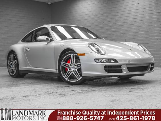 2007 Porsche 911 Carrera 4S:24 car images available