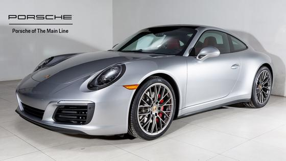 2019 Porsche 911 Carrera 4S:24 car images available