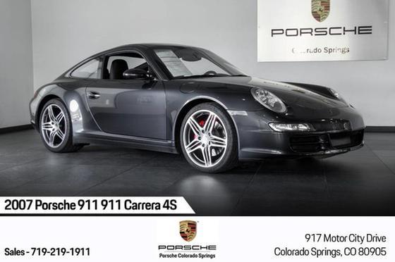 2007 Porsche 911 Carrera 4S:23 car images available