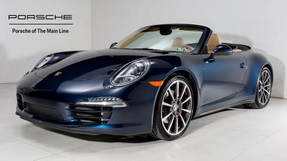 2014 Porsche 911 Carrera 4S:23 car images available