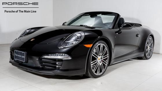 2015 Porsche 911 Carrera 4S:23 car images available