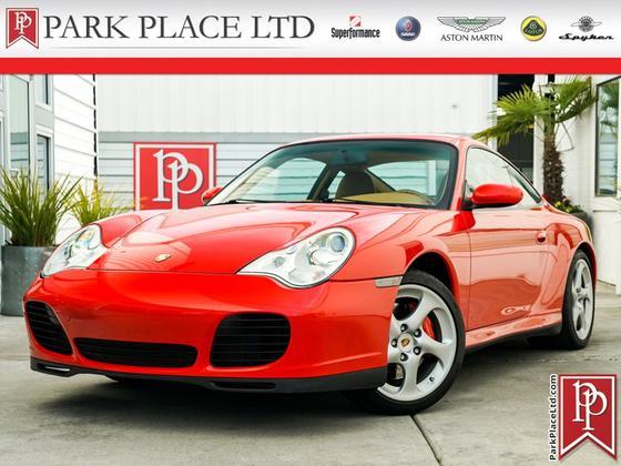 2004 Porsche 911 Carrera 4S:24 car images available