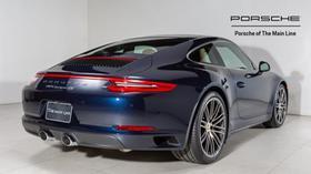 2019 Porsche 911 Carrera 4S