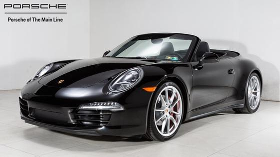 2014 Porsche 911 Carrera 4S:21 car images available