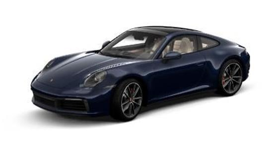 2020 Porsche 911 Carrera 4S:3 car images available