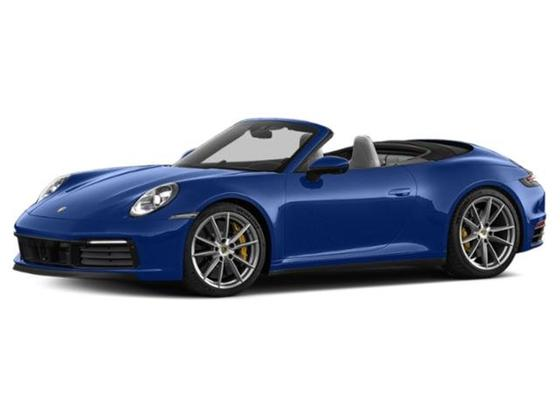 2020 Porsche 911 Carrera 4S : Car has generic photo
