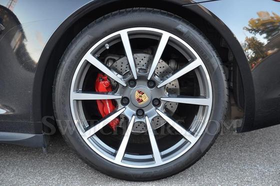 2014 Porsche 911 Carrera 4S